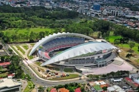 Costa Rica´s National Stadium Big Opening