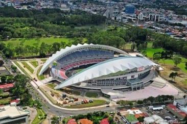 Costa Rica´s National Stadium Big Opening