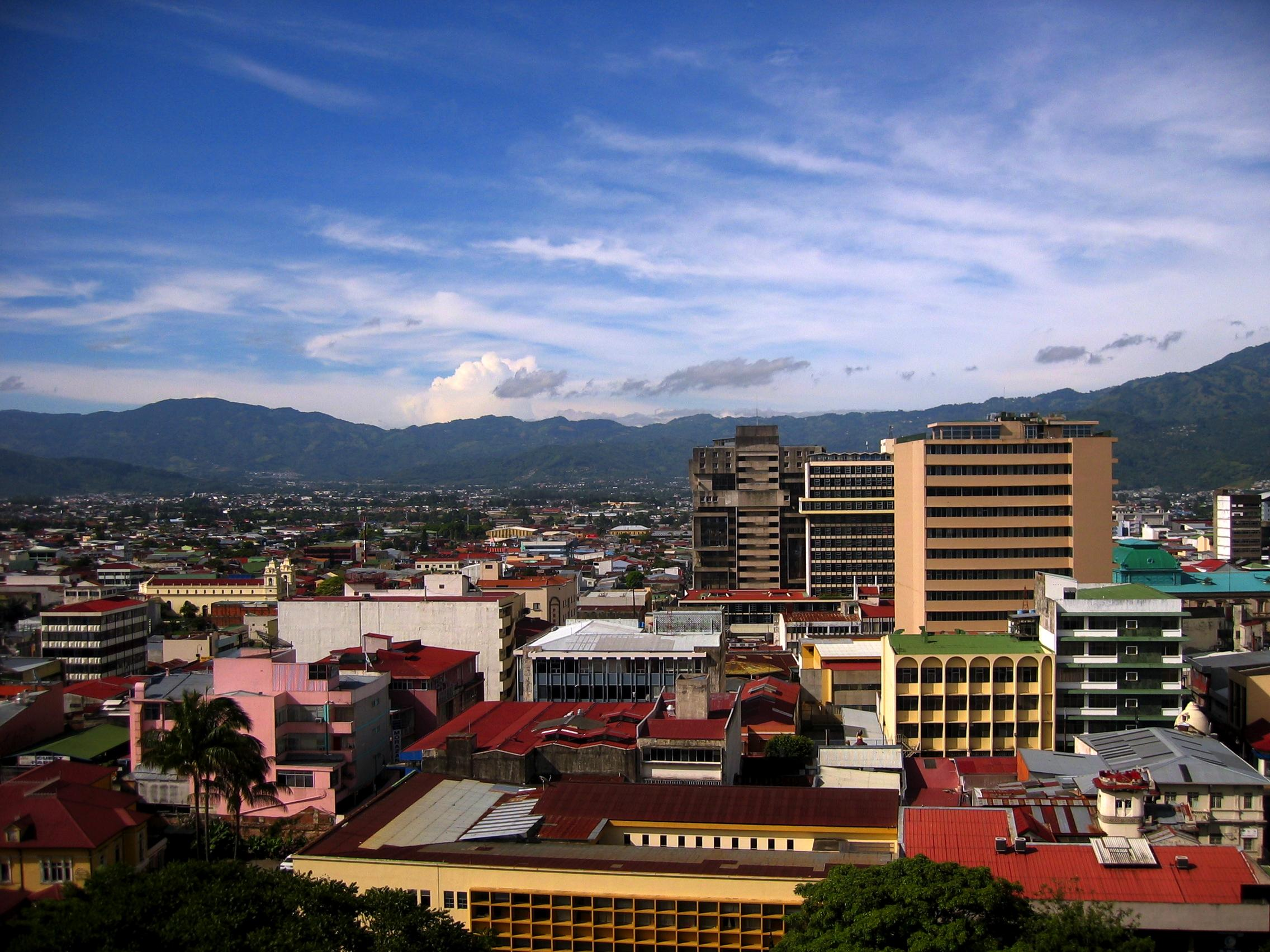 San Jose Costa Rica  city pictures gallery : San Jose, a small look! Enchanting Costa Rica