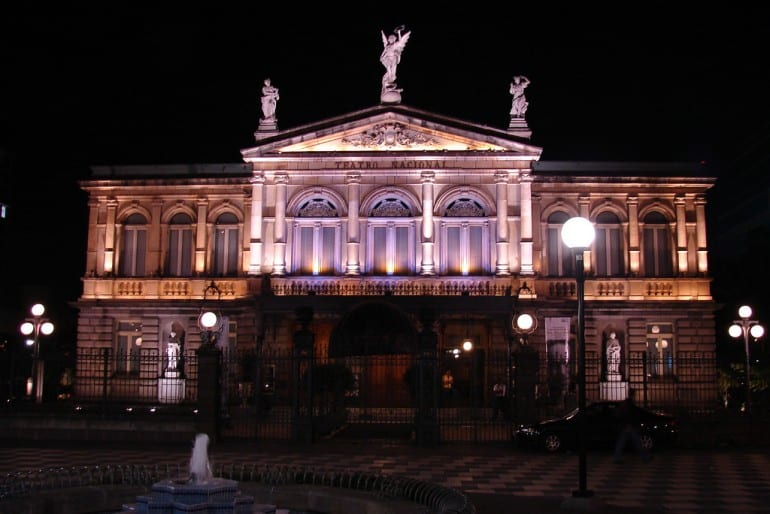A historical jewel: National Theatre