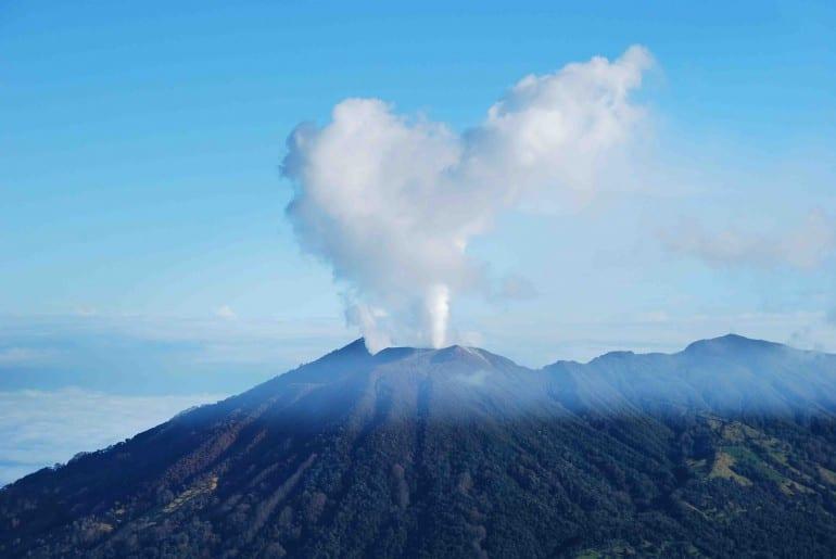 A nice getaway: Turrialba Volcano!!