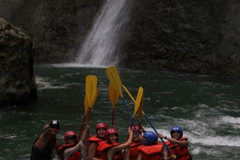 Rafting: An unforgettable adventure!!