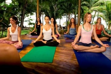 Body and mind in balance: Yoga!