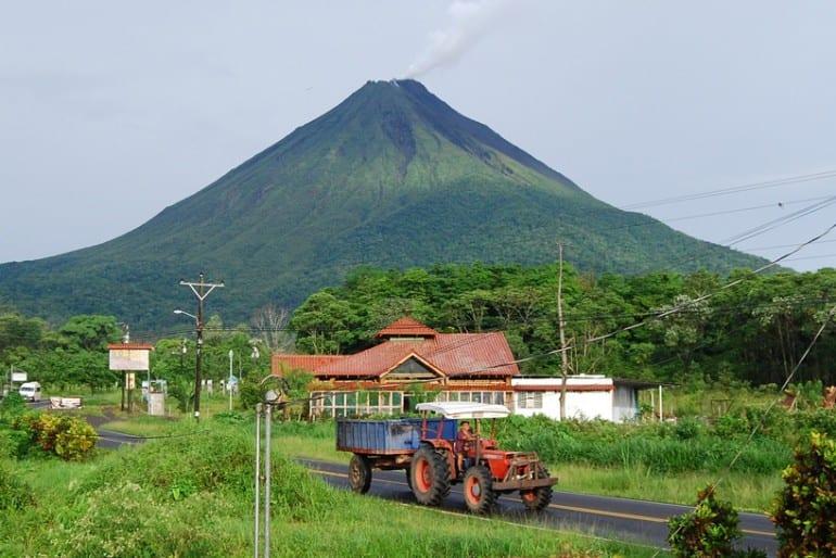Arenal-Fortuna: the absolute destination in Costa Rica