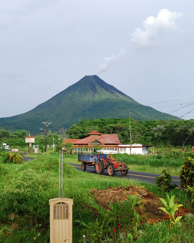 Arenal-Fortuna: the absolute destination in Costa Rica