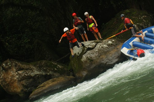 2011 Extreme Adventure Camp Turrialba