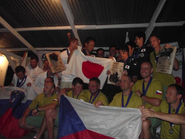 Costa Rica hosted the World Rafting Championship 2011!