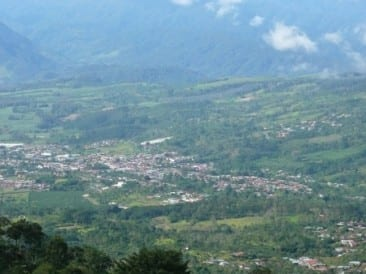 Turrialba Valley