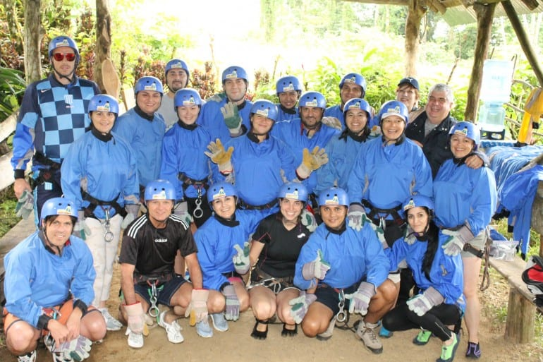 Canyoning Adventure in Arenal, Costa Rica
