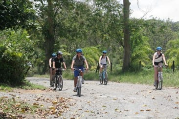 International Cycling Hotspot in Costa Rica