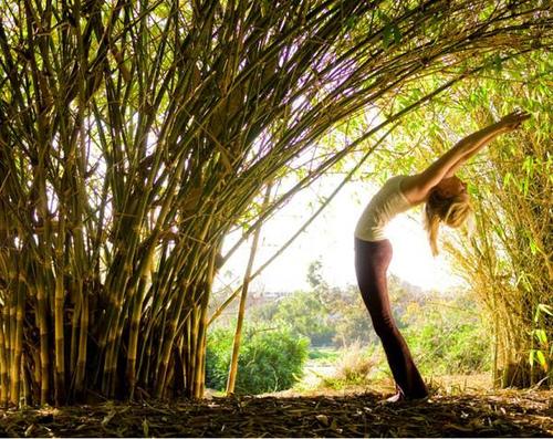 Balance your life with yoga