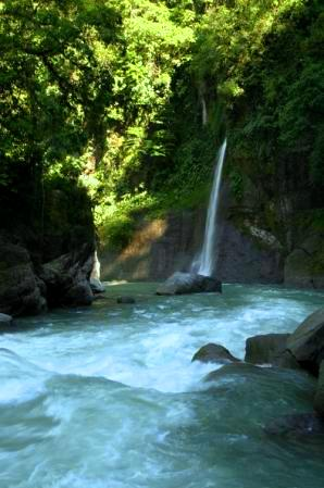 The magic of the Pacuare River