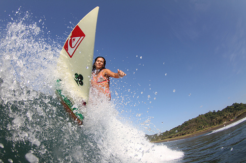 Spring Break surf vacations in Costa Rica!
