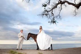 Best wedding and honeymoon destination: Costa Rica