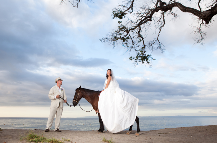 Best wedding and honeymoon destination: Costa Rica