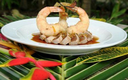 Shambala Restaurant's fusion cuisine stars in gourmet magazine