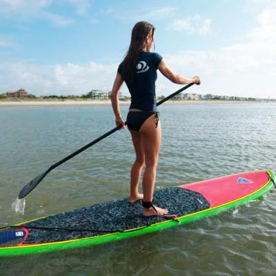 Stand Up Paddle Boarding makes a big splash worldwide