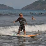 Del Mar Surfing Academy Kids' Surf Club in Costa Rica