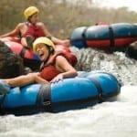 Valle Dorado Tours Costa Rica - Tubing on Rio Negro