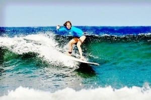 Costa Rica is a surfer's paradise