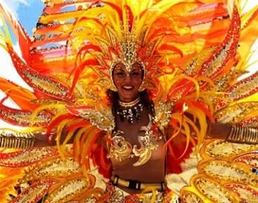 Limon Carnival Celebrates Costa Rica's Afro-Caribbean Culture