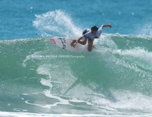 Costa Rica Surfing Champion Nataly Bernold