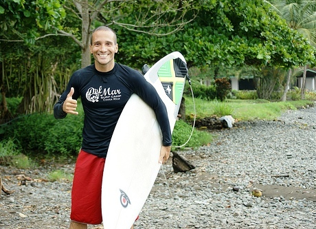 Teen Travel Program Blends Language, Culture and Surfing in Costa Rica
