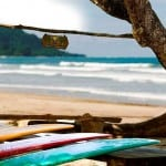 Playa Santa Teresa in Costa Rica is a surfer's paradise