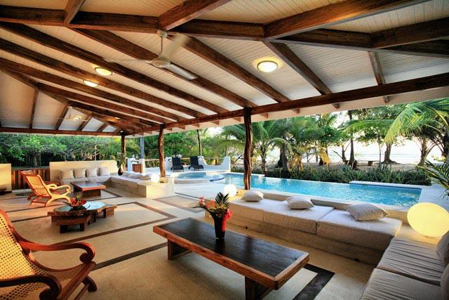 Tropical Architecture in Costa Rica