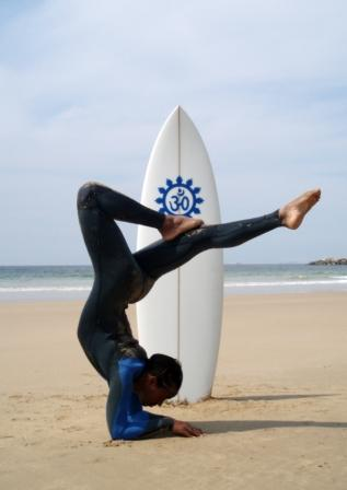 Yoga Stretches for Surfers … Practice in Costa Rica!