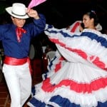 Costa Rica celebrates its culture with many festivals