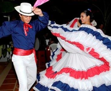 Costa Rica culture shines all year in festivals