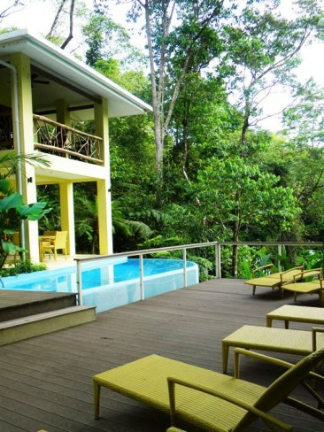 Jungle living – Portasol, Costa Rica