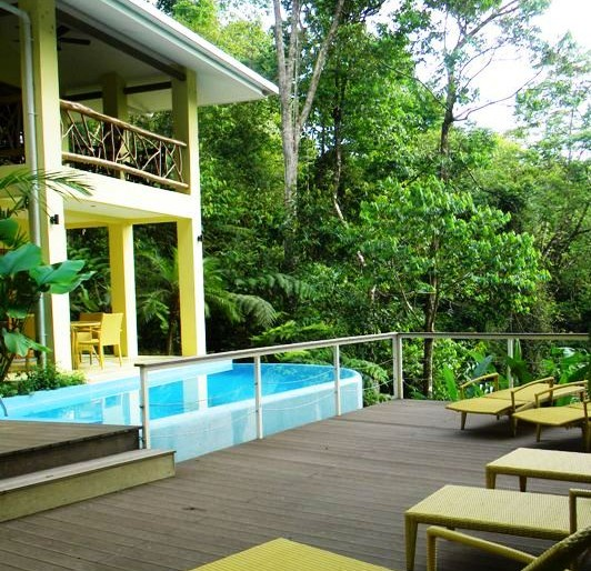 Jungle living – Portasol, Costa Rica