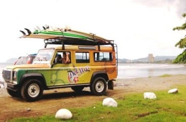 Summer surf vacations in Costa Rica