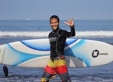 Day Surf Camp inspires teens & kids