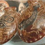 Chorotega pottery, Guaitil, Costa Rica