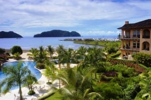 Los Suenos Resort luxury condos ocean view, Costa Rica
