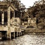 San Lucas Island boat dock