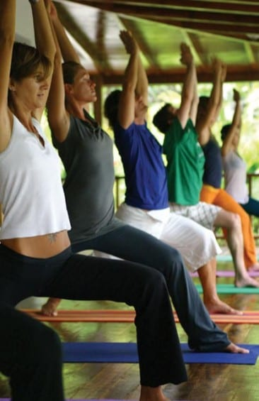 Yoga retreats revitalize in Santa Teresa, Costa Rica