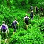 Costa Rica is paradise for hiking and being active