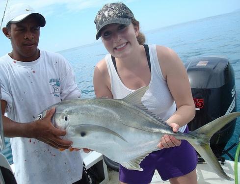 Fishing Costa Rica's Golfo Dulce brings sweet success
