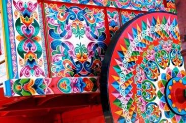 Sarchi artisan town is popular San Jose, Costa Rica day tour