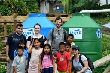 Be a water-responsible traveler for World Tourism Day 2013
