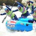 Rafting Men's Team Costa Rica Xtreme