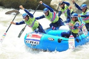 Costa Rica teams go to World Rafting Championships in New Zealand