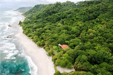 Costa Rica beach vacation dreaming