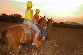 Horse riding and cowboy dreams in Guanacaste, Costa Rica