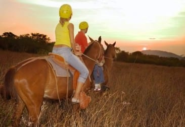 Horse riding and cowboy dreams in Guanacaste, Costa Rica