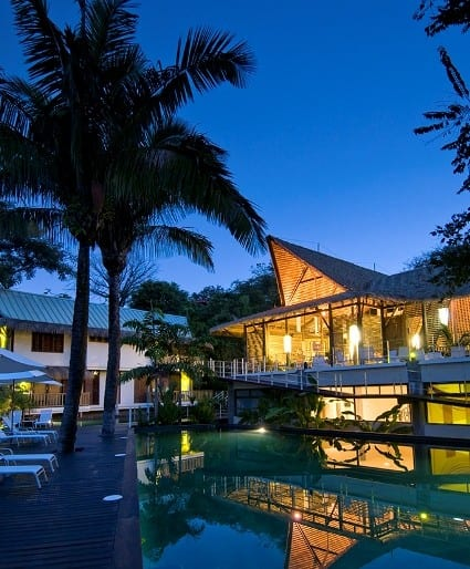 L'acqua Viva Resort in Costa Rica sets off exotic Bali style